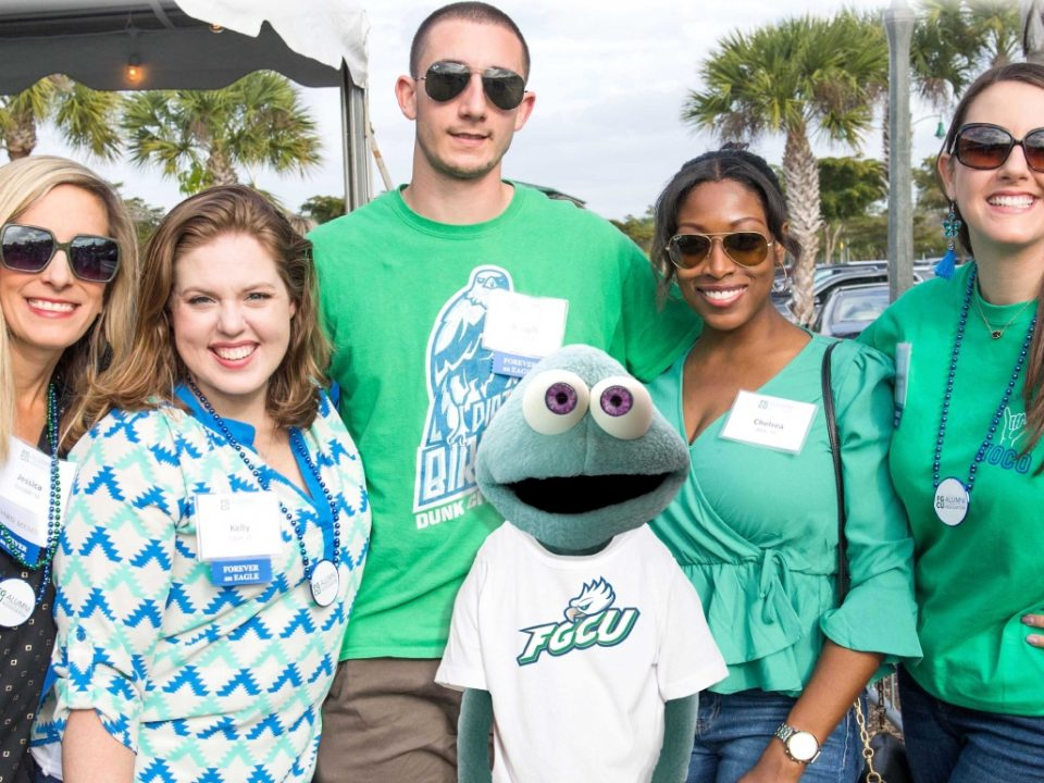 FGCU Eagles Partner with Cooper of CoMediCard